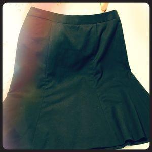 Classic flare skirt